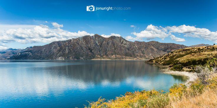 Lake Hawea - Dingleburn New Zealand. Fine art photography and landscape images | Jon Wright photo