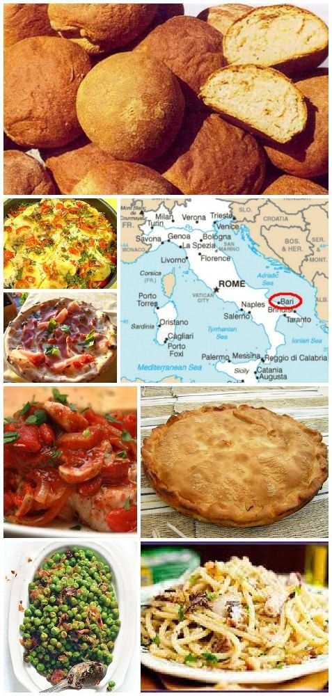 The Cuisine Of Italy –Bari  ✈✈✈ Here is your chance to win a Free Roundtrip Ticket to Naples, Italy from anywhere in the world **GIVEAWAY** ✈✈✈ https://thedecisionmoment.com/free-roundtrip-tickets-to-europe-italy-naples/