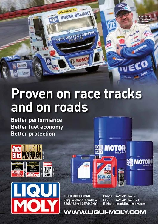 World Truck Racing Promotion #LIQUIMOLY #WORLDTRUCKRACINGPROMOTION #JOCHENHAHN