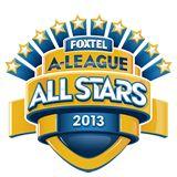 #ALvMU (A-League All Stars v Machester United twitter trends map