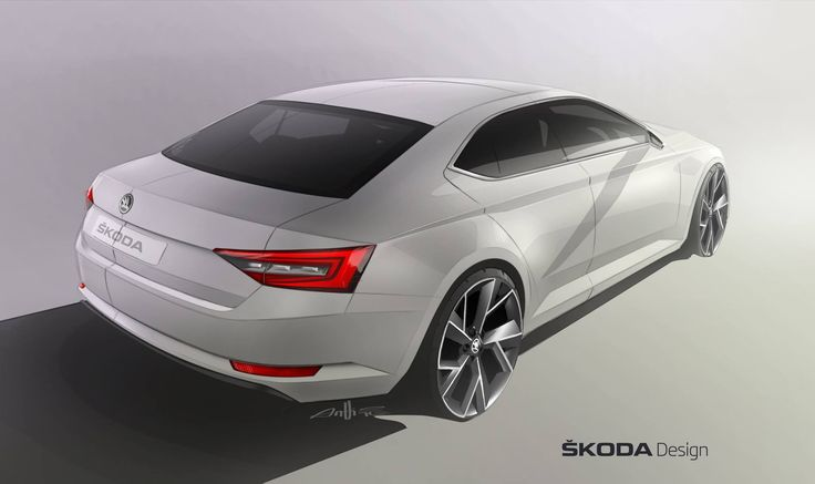 The new edition brings the #SKODA #Superb onto the higher level of the automotive mid-class segment. The third generation is expected to get new customer groups interested in the brand and model.  The new ŠKODA Superb will celebrate its world premiere in Prague in the middle of February 2015. Its introduction at the Geneva Motor Show will follow in March. The market launch is planned for mid-2015.