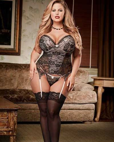 6491a6ac7c Corsets And Bodysuits Are Now Available In Plus Size