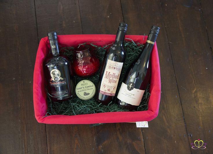See our range of Christmas themed gift basket kits 🎄