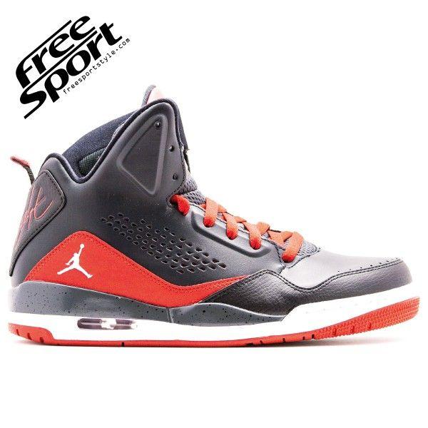 Nike Jordan SC-3 Nera Rossa