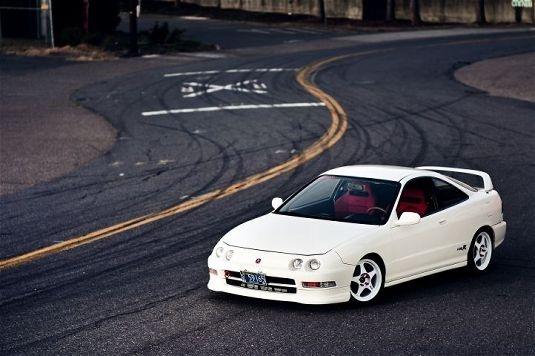 1997 #Acura Integra - Type R