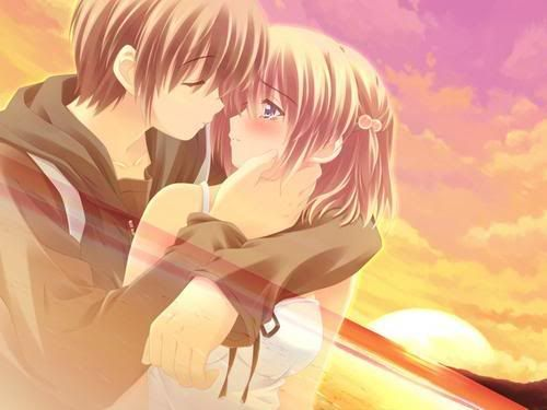 60 best Cute anime couples images on Pinterest