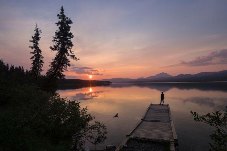 Pannier Journal | Juan Sisto | Discovering the Yukon By Bike