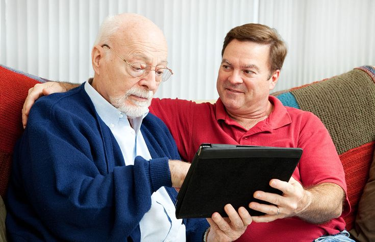 The future of Caregiving; at 5 years and 10 years out... It will be rich in technology but also with an emphasis on human connection
