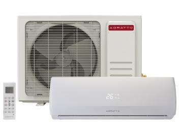 Ar-Condicionado Split Agratto 12.000 BTUs Frio - Confort Fit FIT12F de R$ 1.799,00 por R$ 1.149,00 em até 10x de R$ 114,90 sem juros no cartão de crédito  ou R$ 1.091,55 à vista (5% Desc. já calculado.)