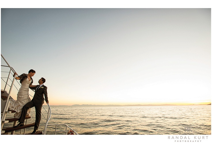 A & D | Weddings on the water | The Wedding Yacht