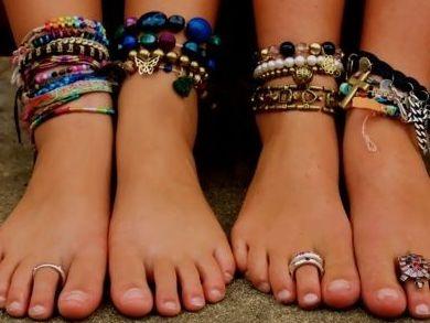 anelli dita piedi-gitano-estate