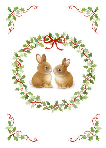 Lisa Alderson - LA - christmas bunnies  AW am.jpg