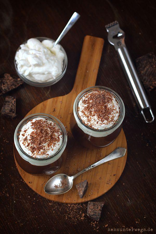 Five Minute Mousse au Chocolat   +++keksunterwegs.de+++