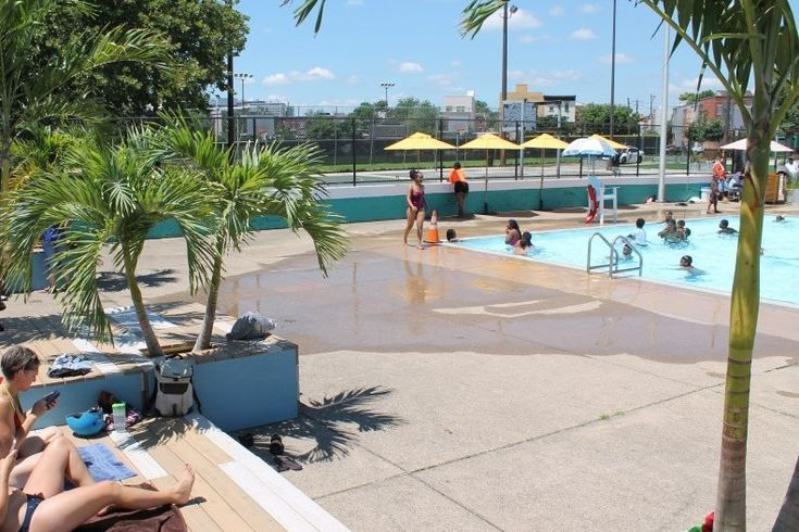 Here S A Map Of All 71 Philly Public Pools Open This Summer Philadelphia Magazine