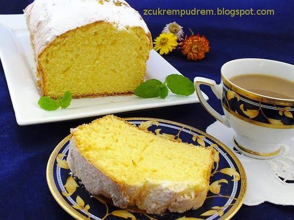 z cukrem pudrem: błyskawiczne ciasto z kisieli