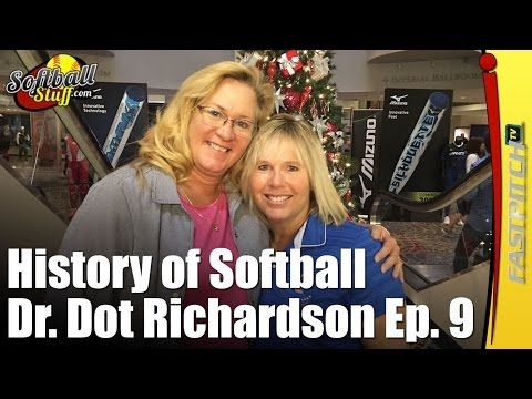 Welcome to part 9 in my series on the History of Softball with Dr. Dot Richardson. On this episode Dot talks with former teammate Michelle Gardner, Now Michelle Bolster. Michelle shares her memories and experiences of softball through all her years playing the sport. The two discuss the importance of Softball in their lives and what it can do for you as a player. Sponsored by http://SoftballJunk.com/
