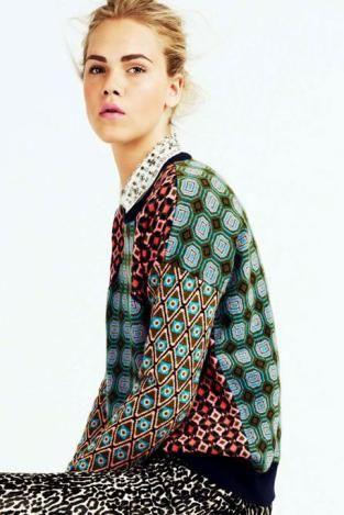 A/W 15/16 Design Direction: Women's knitwear key details