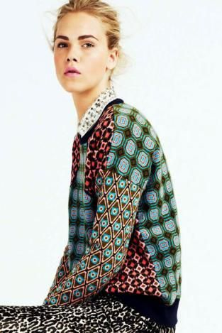 A/W 15/16 Design Direction: Women's knitwear key details ~ Inspiration