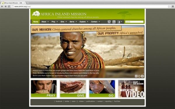 Africa Inland Mission - http://aimint.org/usa