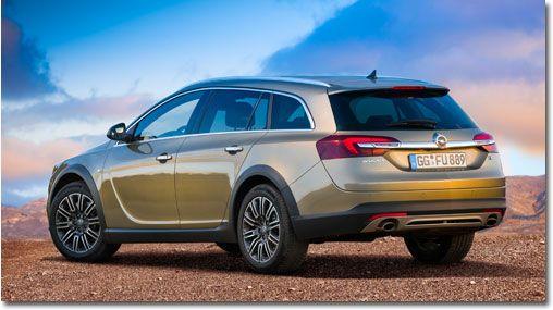 Zur IAA in Frankfurt wird Opel eine weitere Version des jüngst mit einem Facelift vorgestellten Insignia Kombi präsentieren. Der Rüsselsheimer wird mit Unterfahrschutz, Plastikverkleidungen und Allradantrieb zum Nischenmodell mit SUV-Anleihen. Als Insignia Country Tourer soll er mit zwei Zentimeter mehr Bodenfreiheit und breiteren Reifen auch leichtes Gelände beherrschen. http://www.motormobiles2.de/autoberichte13/opel_insignia_country_tourer_201307.html