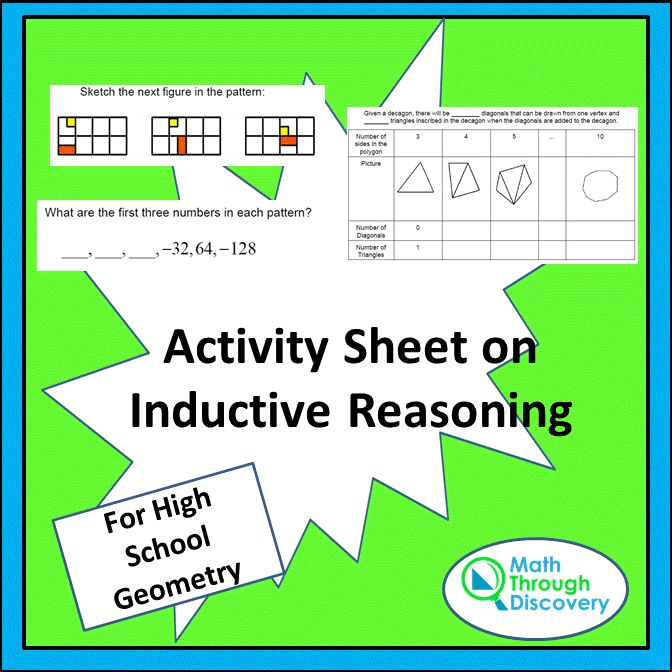 Pin On Deductive And Inductive Lessons