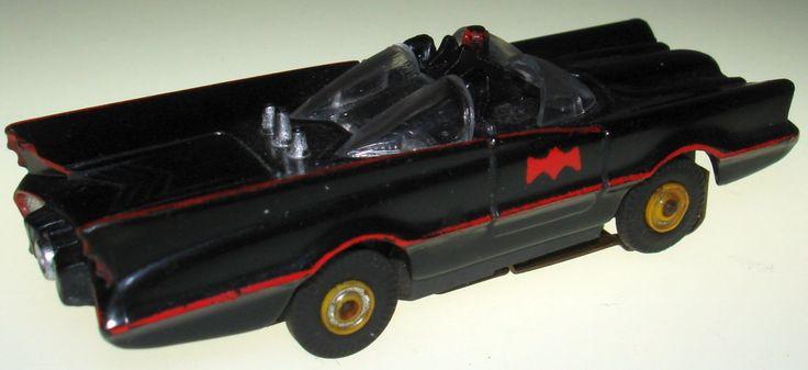 aurora thunderjet 500 slot cars pictures | AURORA MoDEL MoToRING THUNDERJET 500 HO SLOT CAR RUNNER BATMAN ROBIN ...