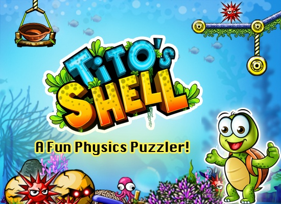 'Best $0.99 game on iTunes', 'Great time killer on the commute' - the awesome reviews keep pouring in for Tito's Shell! Get it for your iPad, iPhone & iPod Touch today :)    https://itunes.apple.com/app/titos-shell/id505955057?ls=1=8