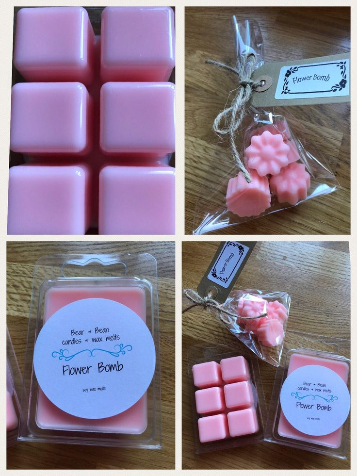 Excited to share the latest addition to my #etsy shop: Flower bomb soy wax melts, natural wax , highly scented , wax tarts, http://etsy.me/2EBwEoZ #candles #tart #pink #anniversary #mothersday #office #handpoured #summer #soywax