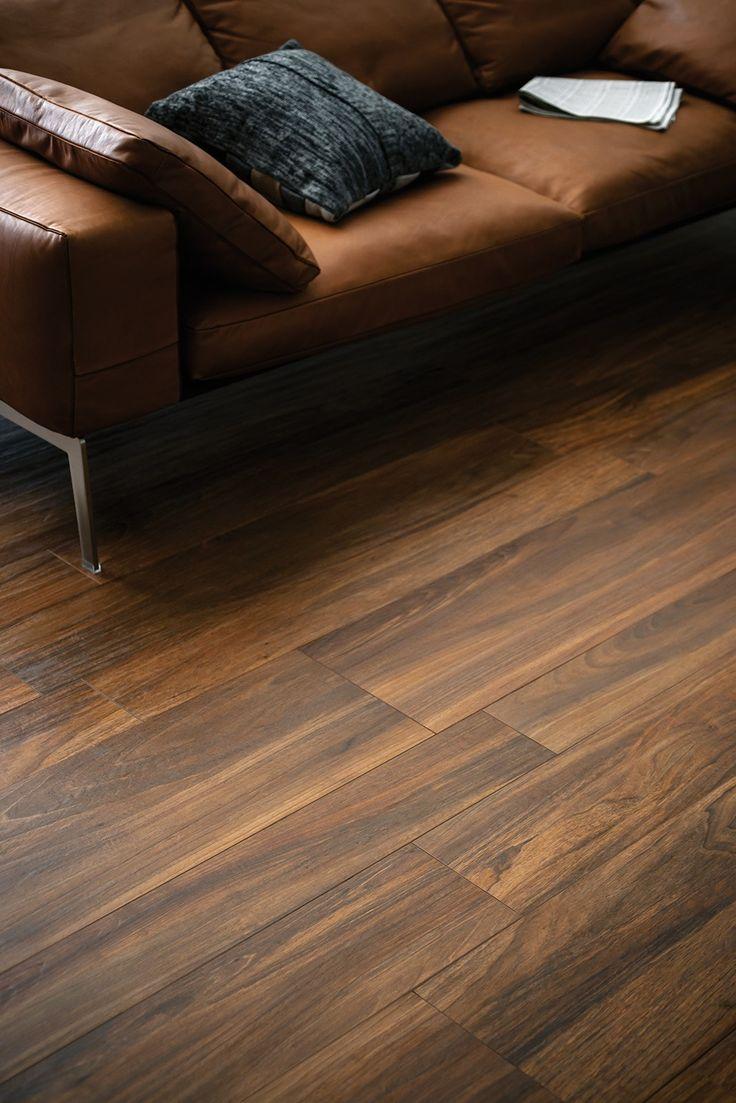 Pavimento in gres porcellanato effetto legno TREVERKCHIC by MARAZZI