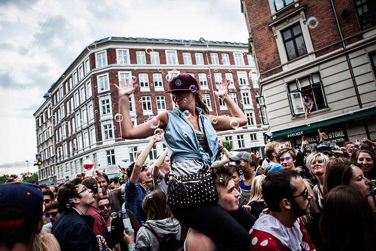 Distortion — Copenhagen, Denmark | The 15 Wildest Parties Around The World