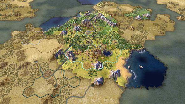 Civilization 6 system requirements civ 6