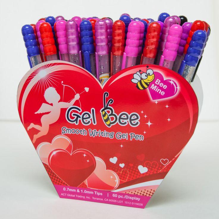 1PC/lot Kawaii bee series erasable gel pen 0.5mm Cartoon writing pens  Office stylo