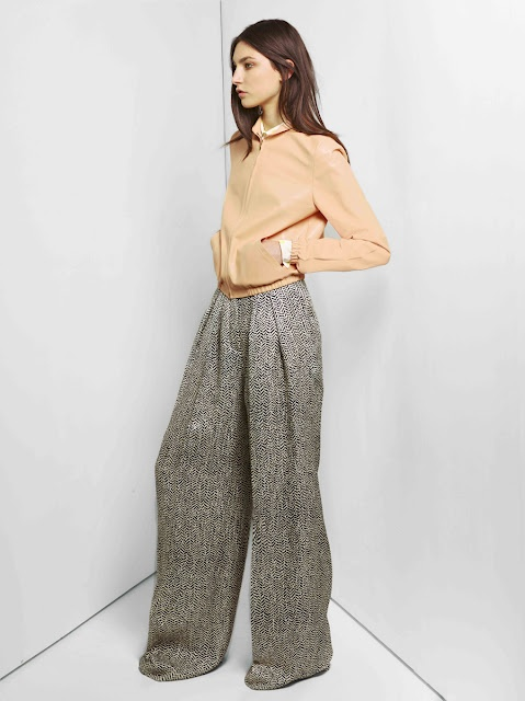 .: Wide Leg Pants, Style, Fashion Show, Chloé Pre Fall, Chloe Pre Fall, Wide Legs, For Fall 2012, Prefall