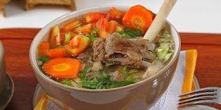 Kumpulan Resep Masakan Populer Indonesia: Resep Sop Kambing Kuah Bening