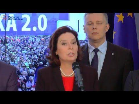 Klub Parlamentarny Platforma Obywatelska - Polska Obywatelska 2.0 [WIDEO]