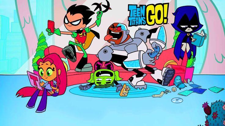Teen Titans Go! Português Brasil Nova Temporada 2017 #04