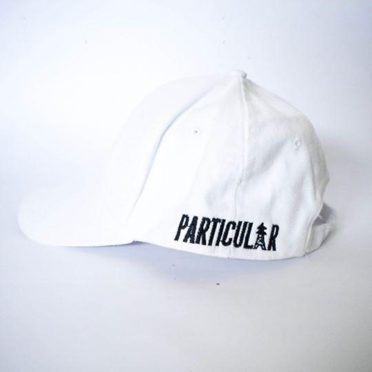 Dadcap blanco con navaja bordada Filtro Uv