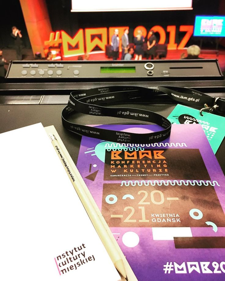 Meldujemy się na Konferencji Marketing w Kulturze 2017! #mwk2017 #conference #marketing #culture #gdańsk #readysteadygo #nckwpodróży #encek #kulturaKRK