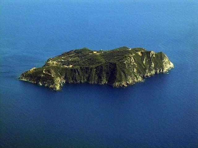 Gorgona island, Livorno, Tuscan Archipelago