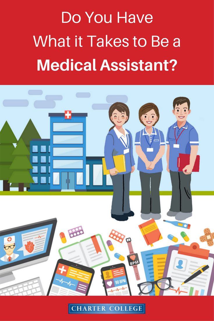 Ready to learn more about a career as a Medical Assistant? Check out our infographic to discover the vital role medical assistants play in healthcare and to find out if you have what it takes to be one too.