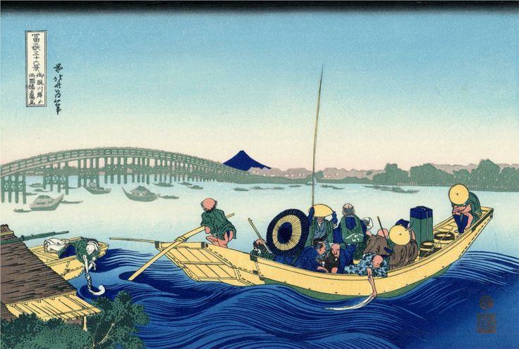 Katsushika Hokusai (?October 31, 1760 – May 10, 1849)