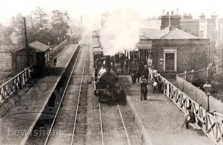 Ladywell Station, Ladywell, Lewisham - Lewisham Borough PhotosLewisham Borough Photos