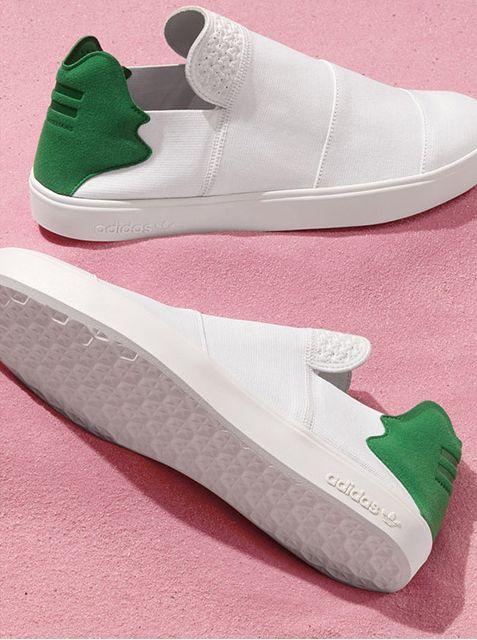 """8e021eab8e7a38 adidas Originals x Pharrell Williams """"Pink Beach"""" SS16 – White ..."""