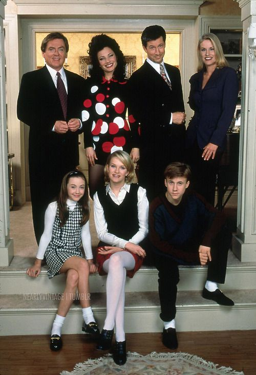 The Nanny. It will always be one of my favorite tv shows!