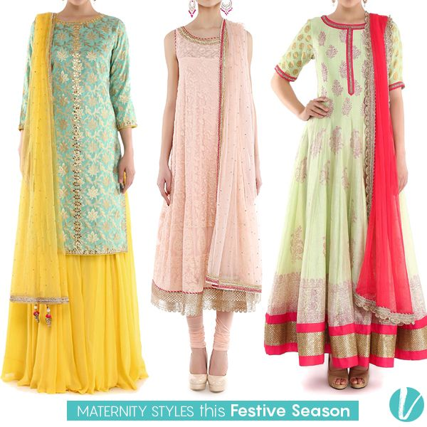 All you soon-to-be Mothers - worried what wear this Festive Season? Here are…