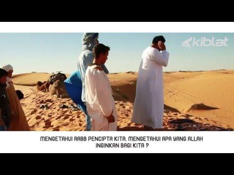 Tadzkirah: Empat Pilar Islam [Vocal by Ust. Miftahul Ichsan, Lc] - Kiblat