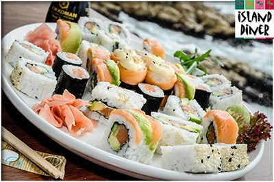 #Sushi in #plett #plettitsafeeling