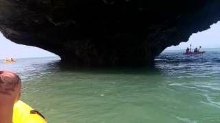 angthong national marine park and the fake James Bond Island - YouTube