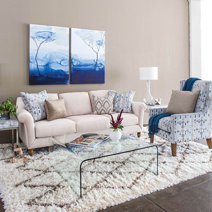 from Living Spaces   Create an atmosphere that will calm your soul    LivingSpaces  serenity. 185 best Living Rooms images on Pinterest   Living spaces