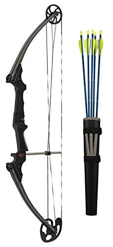 Genesis Bows are the first compound bows designed to eliminate let-off and specific draw length requirements making it the perfect choice for beginner and intermediate archers of all ages sizes and ...